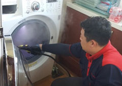 세탁실 스팀살균 (2차)