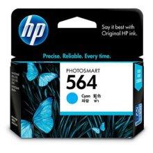 [정품]HP 컬러잉크[CB318WA][파랑][300매/호환기종:포토스마트 6375, C309A, B109A]