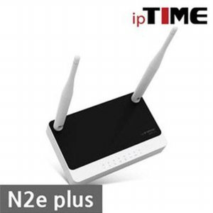 ipTIME 유무선 공유기 N2 plus [5dBi 안테나 / 300bps 무선속도 / 리얼텍 Soc / 3세대 디자인 / CCD-0061]