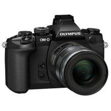 미러리스 카메라 OM-D E-M1 [ 블랙 / 본품 + 1250KIT ]