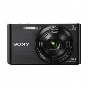 컴팩트카메라 DSC-W830 (4GB메모리+가방 포함)