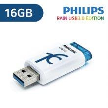 [필립스] USB메모리 RAIN 16GB