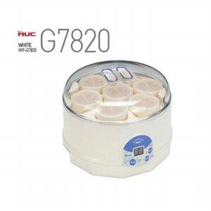 청국장 제조기 NYF-G7820 [청국장/요구르트/게르마늄컵 (7EA)/타이머 : 12시간]