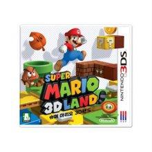 3DS 슈퍼마리오 3D 랜드 CTR-P-AREK-KOR