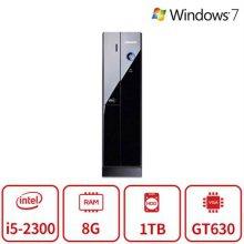 블랙슬림 게이밍 데스크탑 Z40시리즈 [i5-2300/8G/하드1TB/GT-630G/DVD롬/Win7)  리퍼
