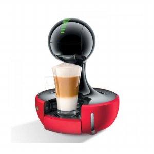 캡슐형 커피머신 DROP [ 색상:레드 / 물통용량 : 0.8L / 조작방법 : 터치방식 / 15bar 고압력추출 ]