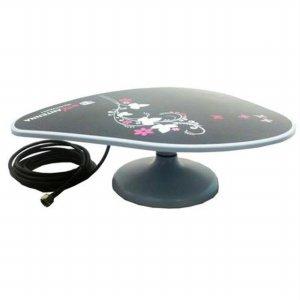 이노링크 디지털TV 안테나 MX-DTVE001[수신채널:UHF13~68/실내/쉽고 편리한 설치(스탠드거치형)]