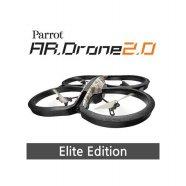 헬리캠 에이알드론 에어드론 에알드론 RC헬기 / 샌드 (Parrot AR.Drone 2.0 Quadcopter Elite Edition Sand)