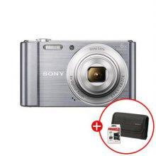 사이버샷 DSC-W810 컴팩트카메라 기본 패키지[가방증정][DSC-W810/SC]