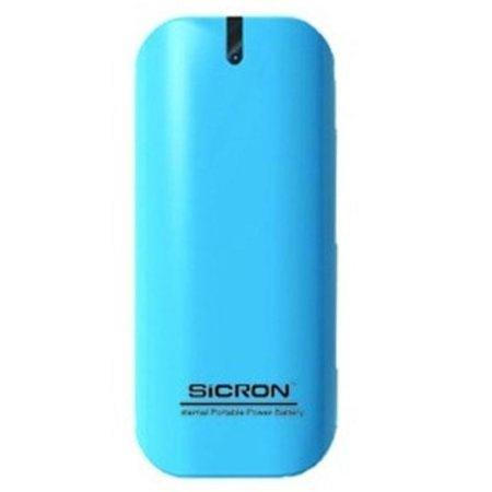 시크론 보조배터리 EBP-60 (블루) [5200mAh / LED 4단계 잔량표시 LED후레쉬기능]
