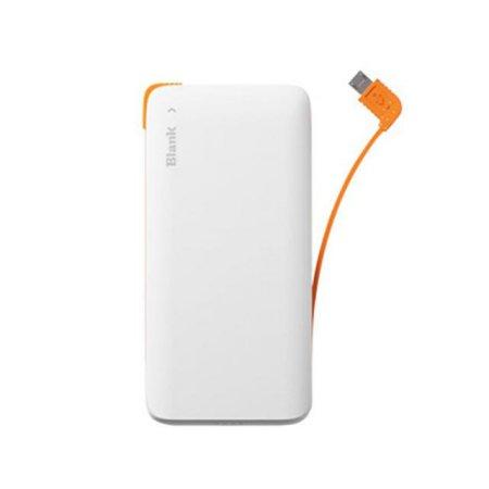 아이리버 보조배터리 EUB-5000 [ 5000mAh / USB / Micro 5pin 내장으로  별도 케이블 불필요 ]