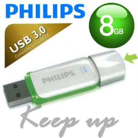 USB 메모리 SNOW EDITION (8GB/그린)