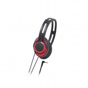 오디오 테크니카 헤드폰 ATH-XS5/RD (레드)