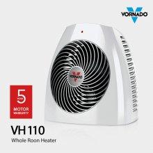 공기순환 히터 온풍기 VH-110 VH110 화이트