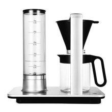 Svart Presisjon 윌파 전자동 브로우 커피머신 WSP-1A [실버 / 정밀온열시스템 / 물흐름제어장치]
