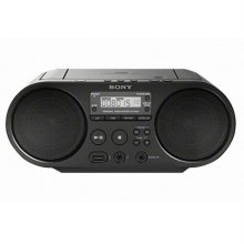 CD플레이어/라디오 ZS-PS50 [블랙]