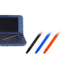 NEW 닌텐도 3DS XL 터치펜3종SET [블랙 / 블루 / 레드]
