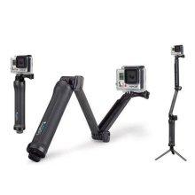 액션캠 악세서리 3-WAY [카메라 그립/익스텐션 암/삼각대]