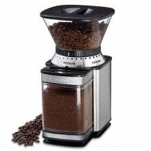 수프림 오토매틱 그라인더 DBM-8KR [ 원두용기 225g, 최대 커피 32잔 제조 가능 / 맷돌방식 / 18가지 분쇄 굵기 조절 / 안전장치 ]