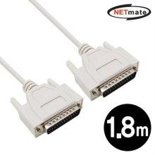 NETmate 25C 공유기 케이블 1.8m(NMC-NW18G)