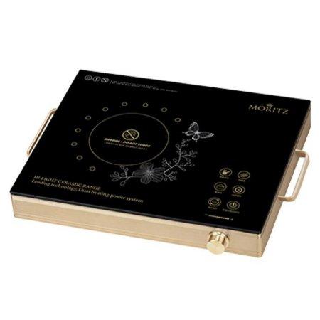 1구 하이라이트 전기레인지 MO-HT1800 [원적외선 발열 / 자동온도유지기능 / 초슬림 심플디자인]