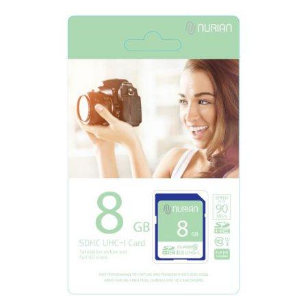누리안 SD 8GB (NSD-0815)