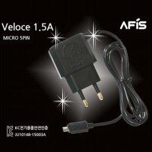 5V1.5A 마이크로5핀 가정용 충전기 GST-H11-150(5P) [고속충전 / 실제 환경에 적합 / CHA-112]