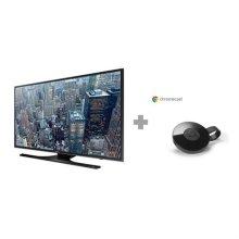 125cm UHD TV UN50JU6800F (벽걸이형) + 크롬캐스트2 NC2-6A5