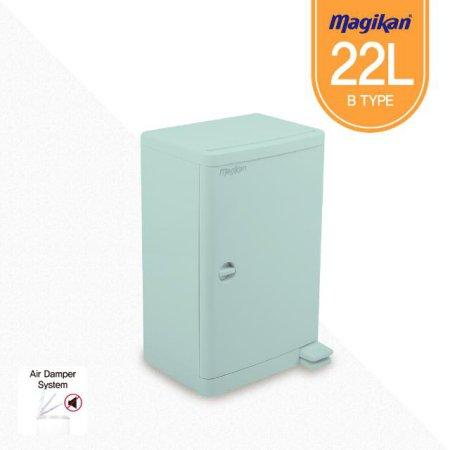 사각휴지통 22L MAGIKAN-280NBS