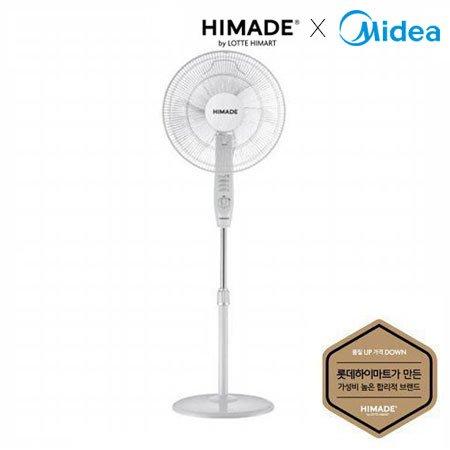[미디어X하이메이드] 스탠드형 선풍기 HM-1616F1 [40cm]