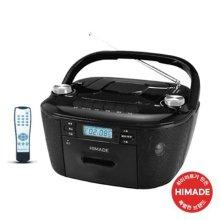 CD 카세트 HCP-710 [CD.CD-R.CD-RW.MP3-CD재생 / USB슬롯 / 카세트덱]