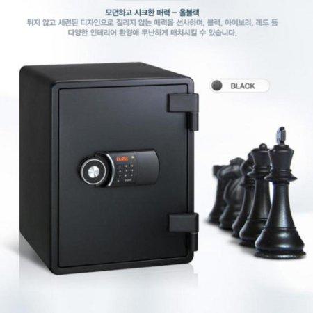 [무료배송] 디지털 내화금고 YES-031D [블랙]