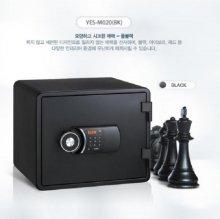 [무료배송]디자인 디지털 내화금고 YES-M020 [블랙]