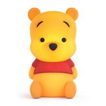 디즈니 소프트팔 LED램프 곰돌이 푸 71705/34 [어린이 선물 / 취침등 / 무드등 / 수유등]