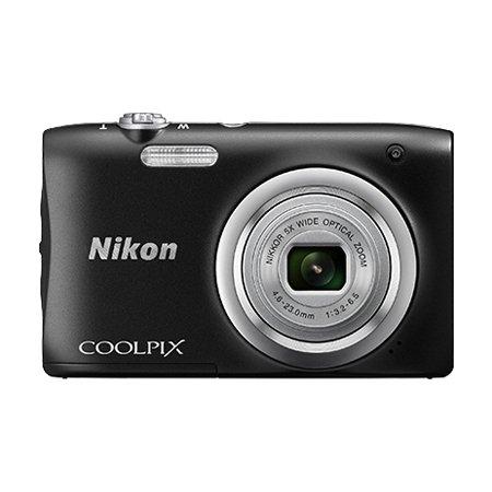 [스마트픽전용]컴팩트카메라 COOLPIX-A100 [본체/블랙]