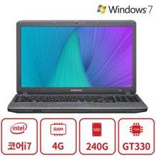 블랙슈트 게이밍 노트북 P58시리즈 (인텔 코어i7/4G/SSD240G/GT330/DVD멀티/15인치/Win7 64bit) 리퍼