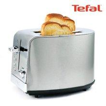 메탈릭 프리미엄 토스터 TT-731DKR [2구 / 스테인레스 소재 / 6단계 굽기조절 / 베이글 전용 기능 / 추가 올림 기능]