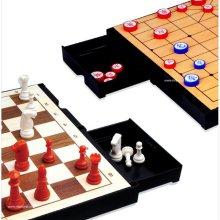 2in1 양면 자석 체스&장기