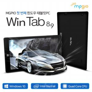 Win Tab(32GB) 단품 윈도우10탑재 태블릿PC