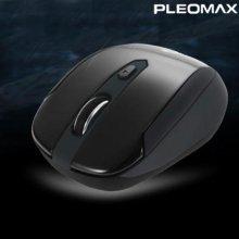 플레오맥스 무선마우스 CRJ-0228 [ 1000DPI / 4버튼 / USB 2.4GHz 수신기, AA건전지*1EA ] MOC-750