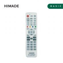 무설정 TV리모콘 HIMRMC-L005 [ 삼성, LG, 대우, 아남TV 사용가능 / TV, IPTV, 케이블, 위성TV 지원 ]