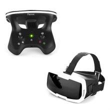 고글+스카이컨트롤러 PARROT-FPV-PACK