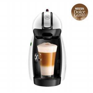 [리퍼상품] 캡슐형 커피머신 피콜로 스노우 화이트 [분리형 물탱크 0.6L / 15bar 압착추출방식 / 에너지 절약형 자동스위치]