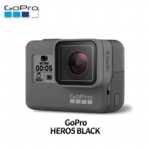 캠코더 액션캠 HERO5/BLACK [정품등록이벤트-8만원상당 기프트증정 / 1200만화소 / 4K동영상, 12MP사진 / 2인치 터치 디스플레이 / 견고함 + 방수 ]
