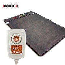전기매트 KI-460 [싱글 / 참숯+황토 / 3중 안전장치 / 전자파안심 / 향균탈취,음이온 / 자동전원차단]