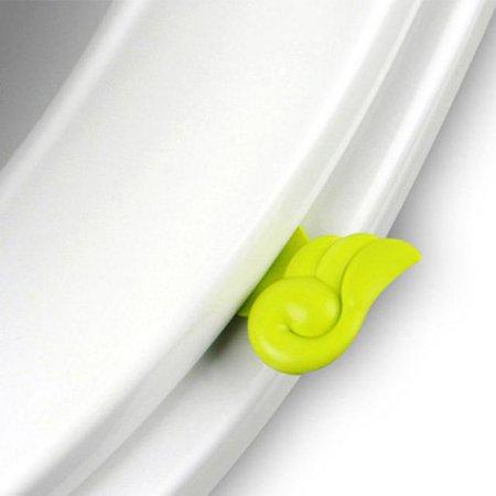 변기커버 손잡이 Toilet Angel 일반용-에코그린