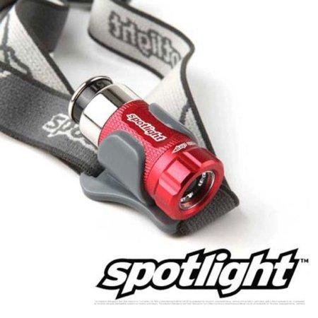 휴대용 LED LIGHT SPOTLIGHT 블랙