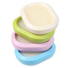 스펀지 비누케이스 Candy Soap Dish 블루