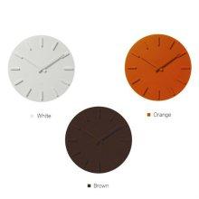 벽걸이형 시계 X020 (화이트)