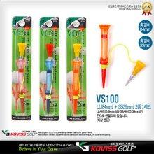 코비스 스프링티 VS100 (롱롱,특소티 끈연결 2종세트)